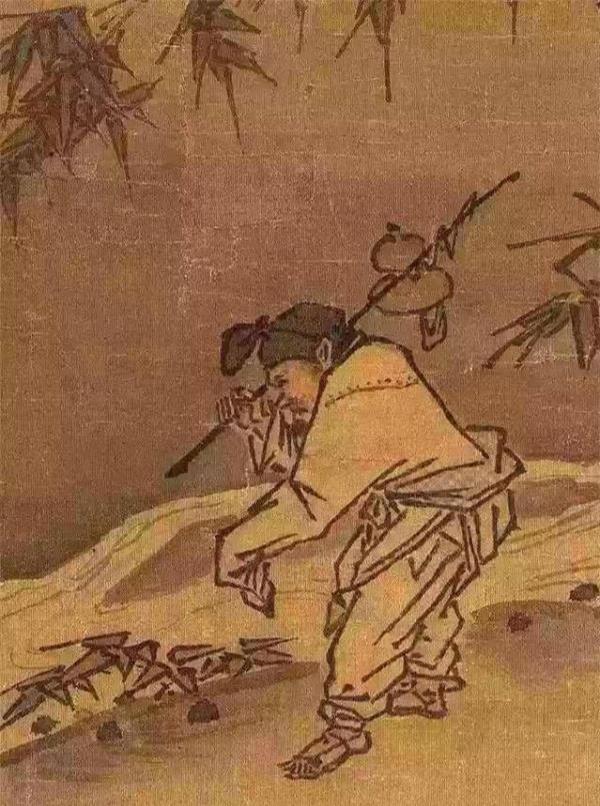 Bức họa quý 800 năm trong Tử Cấm Thành: Phóng to 50 lần góc bên phải, chuyên gia trầm trồ trước ẩn ý của tác giả - Ảnh 5.