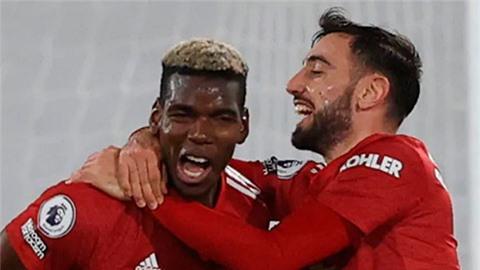 MU tìm ra 'công thức vàng' Pogba + Bruno để chinh phục Premier League