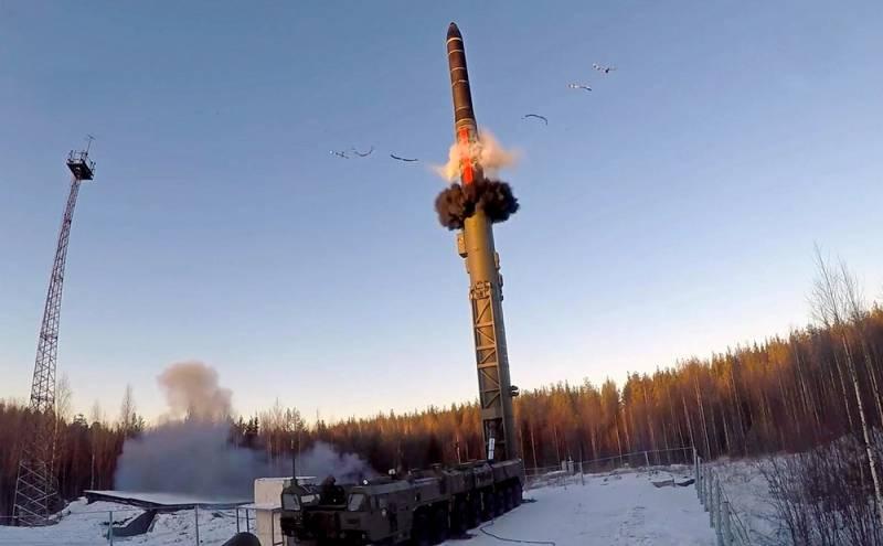 """Mỹ cho rằng Nga đã từ bỏ việc phát triển tên lửa RS-26 """"Rubezh"""""""
