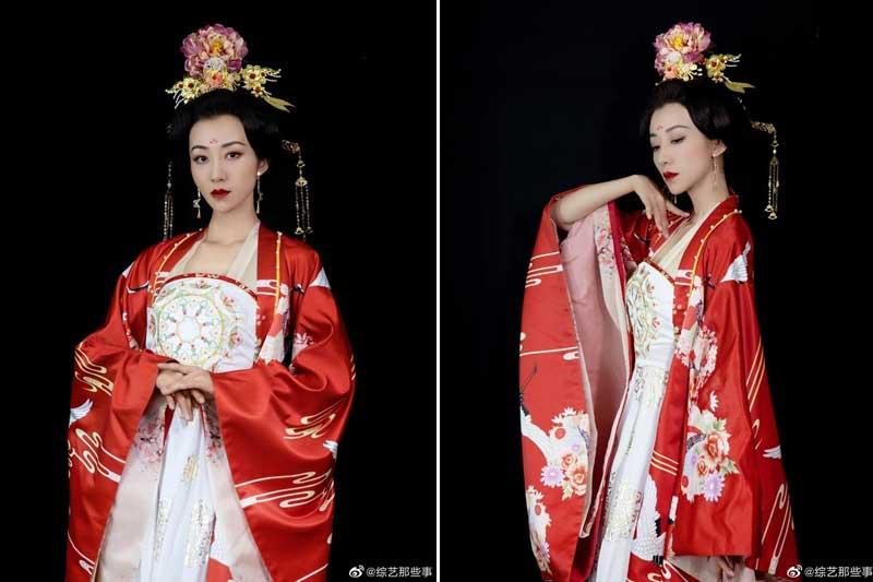 Khi dàn sao nữ hóa thân thành tứ đại mỹ nhân Trung Quốc