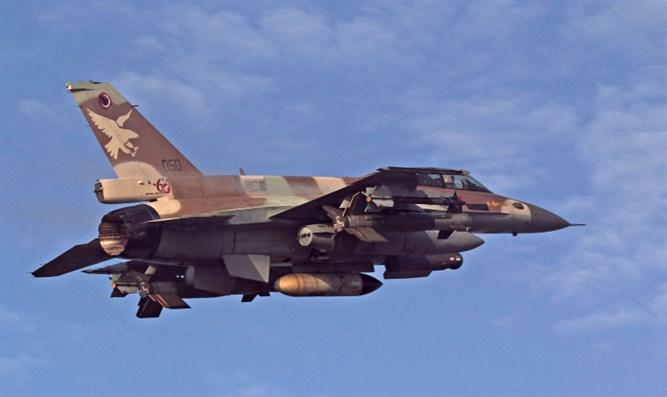 Tiêm kích đa năng F-16 của Không quân Israel. Ảnh: Topwar.