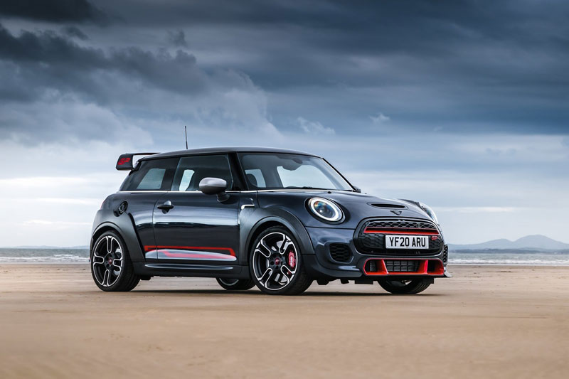 MINI John Cooper Works GP 2021.