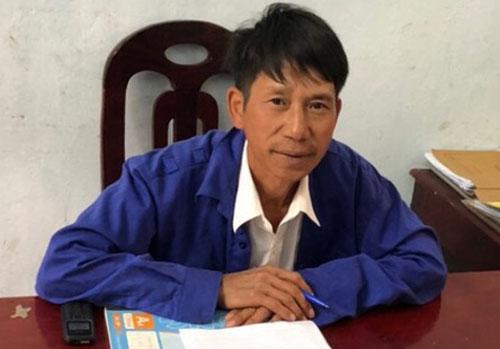 Hà Tĩnh: Dùng lựu đạn khiến 7 người bị thương rồi trốn nã suốt 27 năm