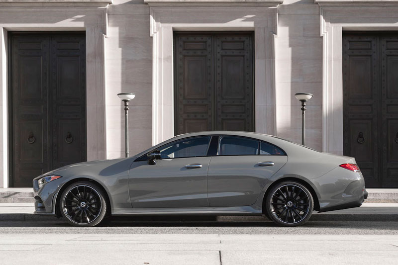 6. Mercedes-Benz CLS-Class 2021 (giá khởi điểm: 71.295 USD).