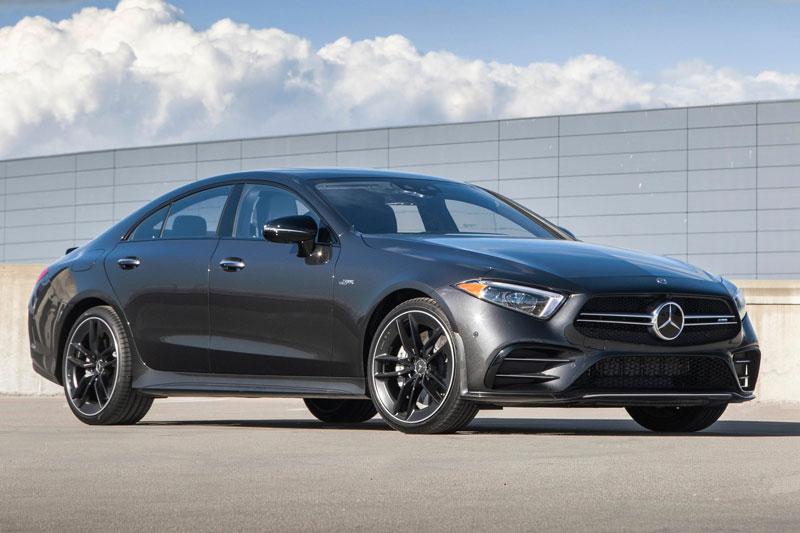 7. Mercedes-AMG CLS 53 2021 (giá khởi điểm: 82.545 USD).