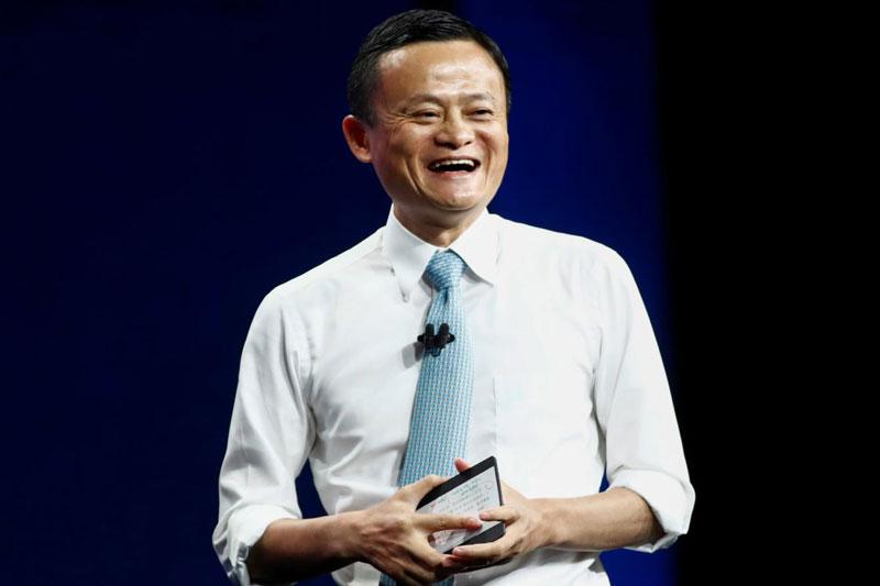 Tỷ phú Jack Ma trở lại