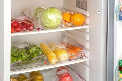 Sai lầm khiến trái cây, rau củ để trong tủ lạnh mau hư