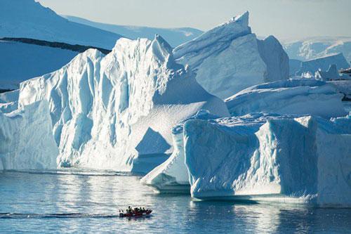Nơi nào trên Trái Đất lạnh âm 98 độ C?