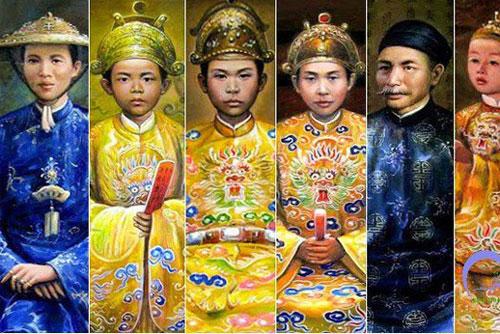 Vị vua nước Việt duy nhất lấy vợ châu Phi