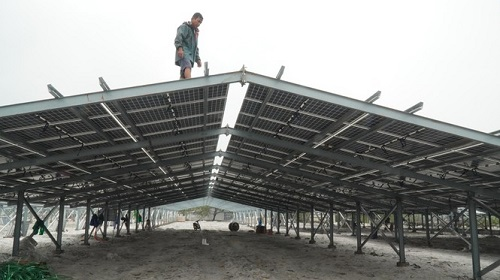 """Thừa Thiên Huế """"siết"""" việc xây dựng trang trại kết hợp điện mái nhà"""