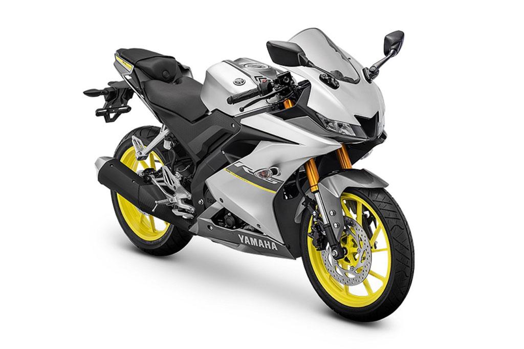 Yamaha YZF-R15 2021 ra mắt với giá hơn 61 triệu đồng