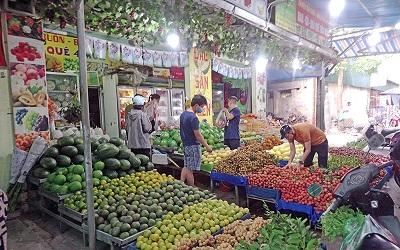 Số hóa chợ truyền thống: Tiểu thương có cơ hội thay đổi hình thức kinh doanh