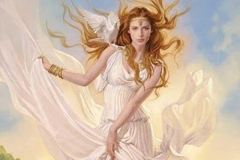Top 6 vị nữ thần sắc đẹp nổi tiếng nhất trong thần thoại thế giới
