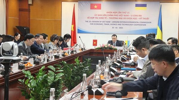 Tạo thuận lợi cho doanh nghiệp Việt Nam - Ukraine hợp tác
