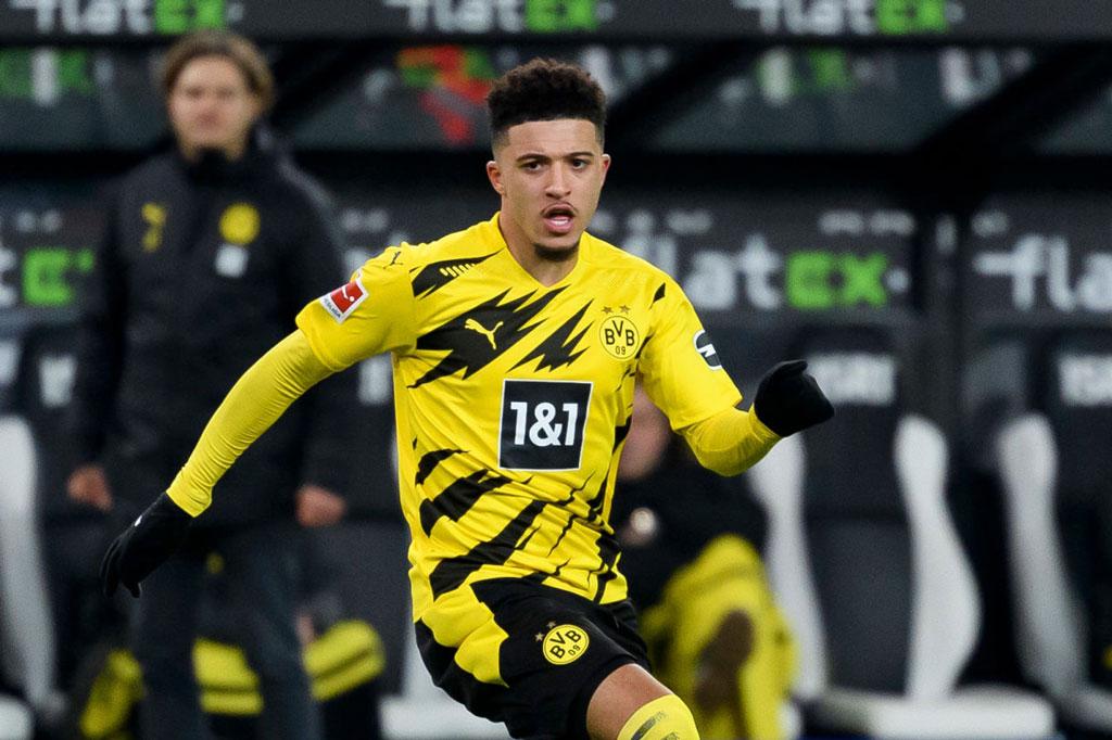 2. Jadon Sancho (Borussia Dortmund, 20 tuổi, định giá chuyển nhượng: 90 triệu bảng).