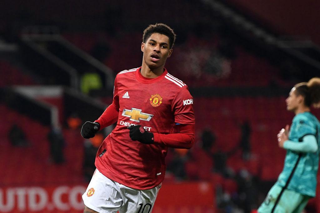 3. Marcus Rashford (M.U, 23 tuổi, định giá chuyển nhượng: 72 triệu bảng).