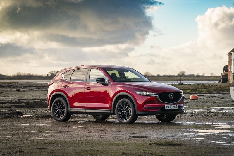 Mazda CX-5 2021 ra mắt với giá hơn 860 triệu đồng