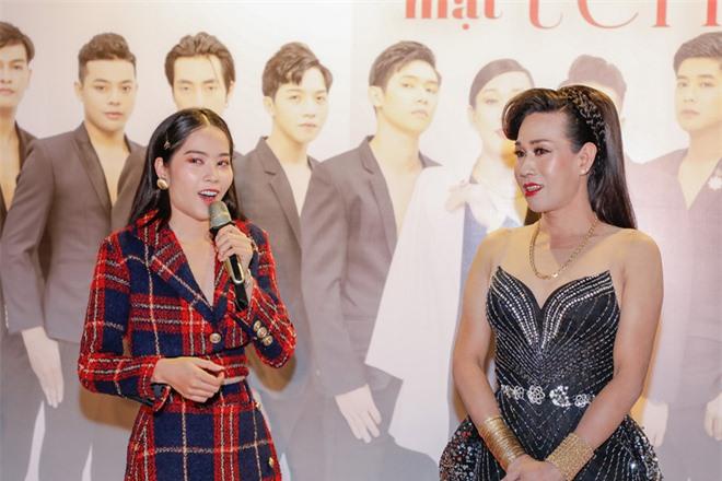 Dàn sao Việt ủng hộ nghệ sĩ Hà Kiều Anh ra mắt phim - Ảnh 2.