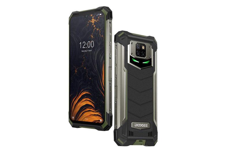 Smartphone 'nồi đồng cối đá', pin 10.000 mAh, RAM 8 GB, giá gần 5 triệu