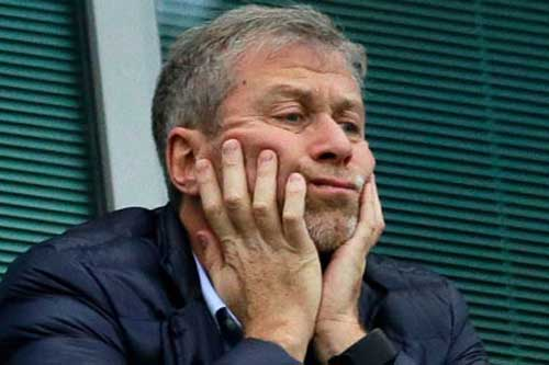 Abramovich mất hơn 100 triệu bảng vì sa thải các HLV của Chelsea