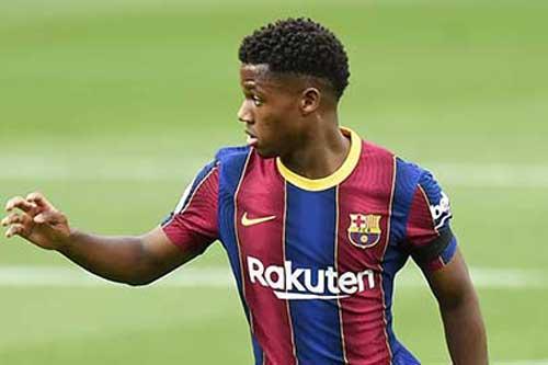 Barca đón tin vui trước trận gặp PSG