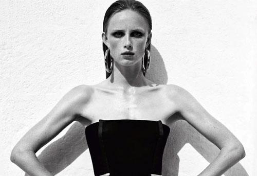 Sắc vóc nàng mẫu trong clip quảng cáo của Louis Vuitton quay ở Việt Nam