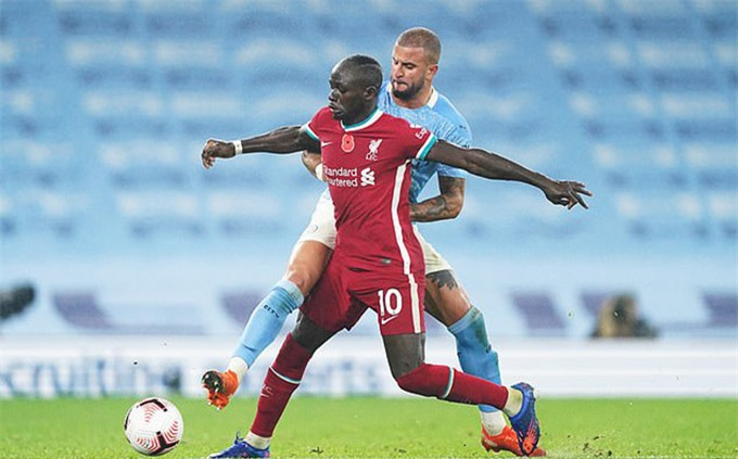 Man City là thách thức với mọi CLB trong cuộc đua tới chức vô địch