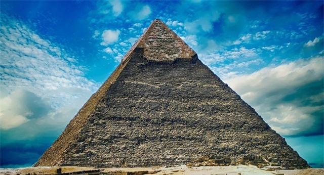 Khám phá mới về công cụ người Ai Cập cổ đại sử dụng xây dựng Kim tự tháp Giza - 1