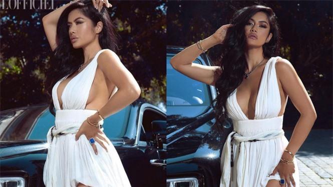 Người đẹp gốc Việt xuất hiện trong show thực tế về giới siêu giàu châu Á - ảnh 2
