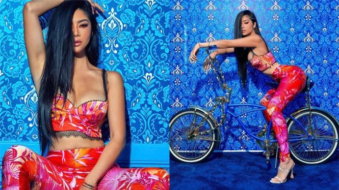 Người đẹp gốc Việt xuất hiện trong show thực tế về giới siêu giàu châu Á - ảnh 3