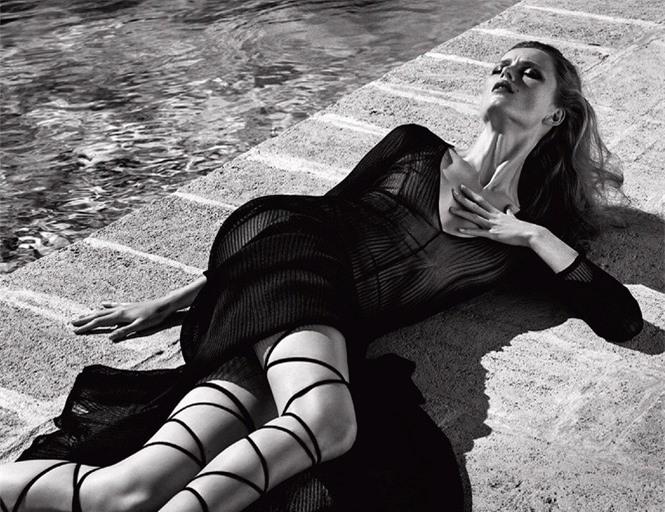 Sắc vóc của nàng mẫu trong clip quảng cáo của Louis Vuitton quay ở Việt Nam - ảnh 3