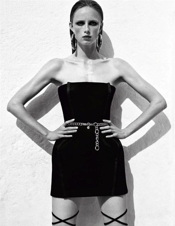 Sắc vóc của nàng mẫu trong clip quảng cáo của Louis Vuitton quay ở Việt Nam - ảnh 5