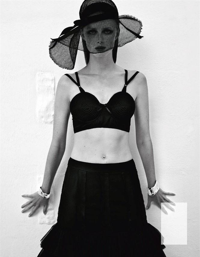 Sắc vóc của nàng mẫu trong clip quảng cáo của Louis Vuitton quay ở Việt Nam - ảnh 8
