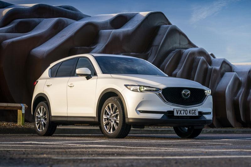 Mazda CX-5 2021.