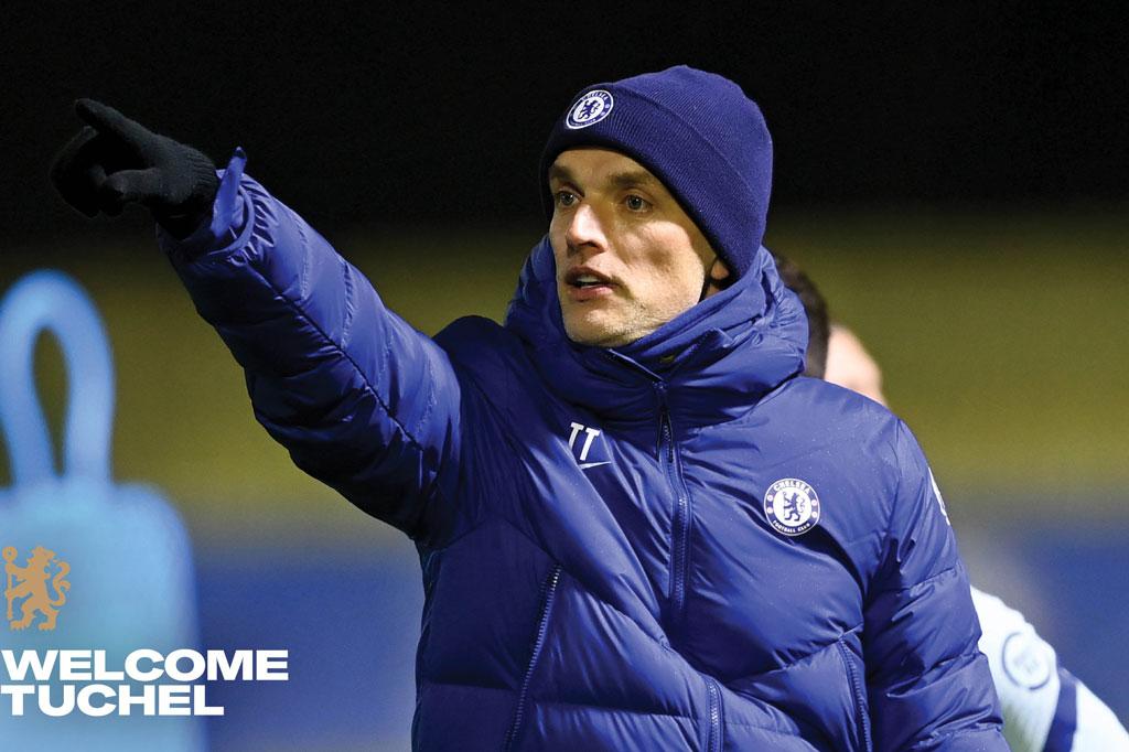 HLV Thomas Tuchel nói gì khi được bổ nhiệm dẫn dắt Chelsea thay Lampard?