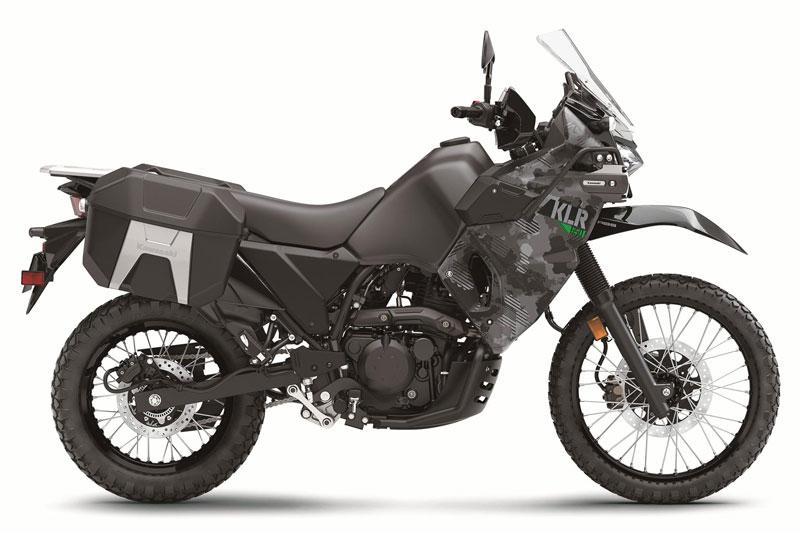 Kawasaki giới thiệu môtô địa hình mới, giá hơn 155 triệu đồng