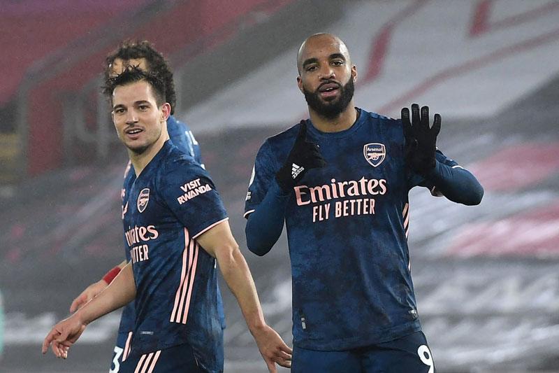 Arsenal ngược dòng đại thắng Southampton
