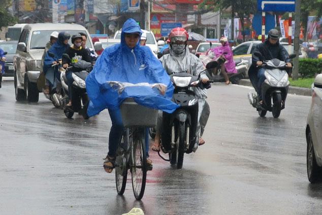 Hà Nội lại sắp đón đợt mưa rét mới