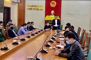 Quảng Ninh: BN 1553 di chuyển phức tạp, toàn bộ học sinh các cấp nghỉ học từ ngày 28/1