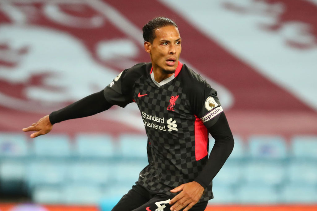 Trung vệ: Virgil van Dijk (Groningen, Celtic, Southampton, Liverpool).
