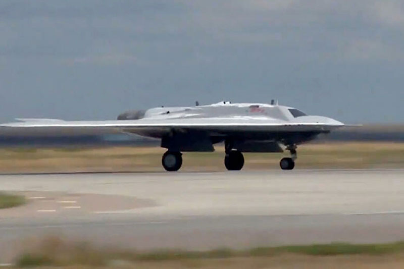 UAV hạng nặng Okhotnik của Nga chuẩn bị cho các cuộc thử nghiệm ở Syria