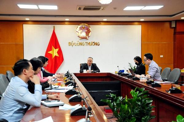 Bộ Công Thương họp khẩn về đảm bảo cung ứng hàng hóa phòng, chống dịch Covid-19