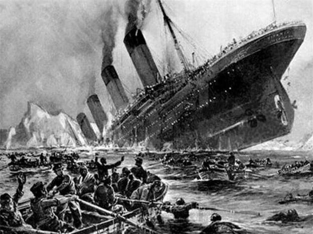 Tham kich Titanic va nhung bi mat