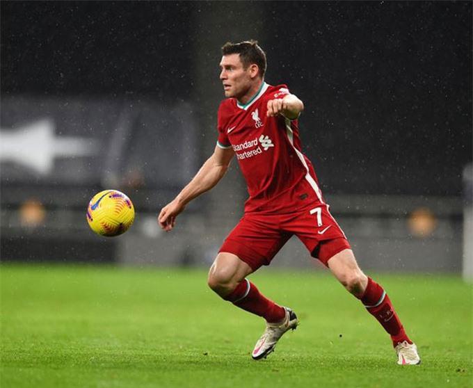 Những cầu thủ kinh nghiệm như Milner đã giúp Liverpool đánh bại Tottenham