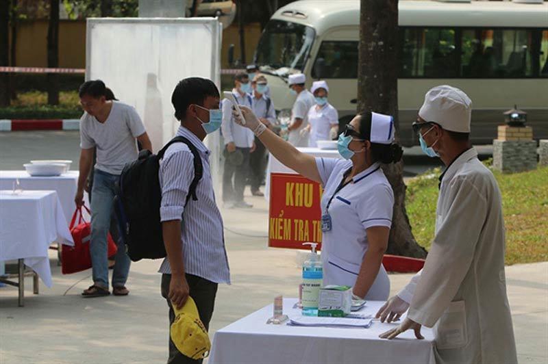 Tình hình dịch bệnh Covid-19 đã lan nhanh đến Hà Nội.