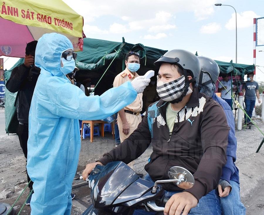 Đắk Lắk đã tích cực truy vết và đưa đi cách ly tập trung các trường hợp đi cùng chuyến xe với ca dương tính với Covid-19 ở Gia Lai.