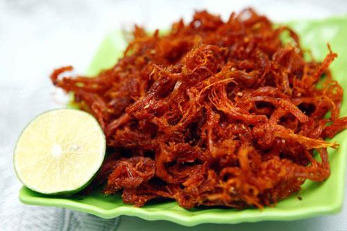 Nhâm nhi ngày Tết với thịt bò khô làm bằng lò vi sóng