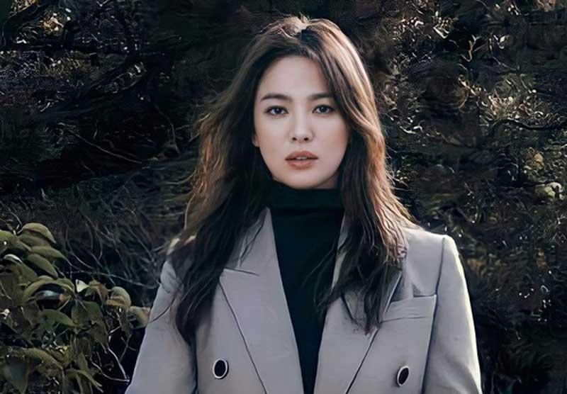 10. Song Hye-kyo - 1.699 lượt bình chọn.