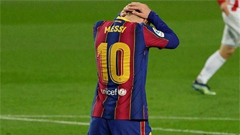 Barca còn nợ Messi 63,5 triệu euro
