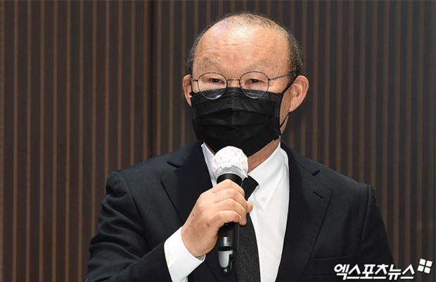 """HLV Park Hang-seo nói về năm 2021: """"Tôi chưa nghĩ tới việc gia hạn hợp đồng với VFF"""" - Ảnh 2."""